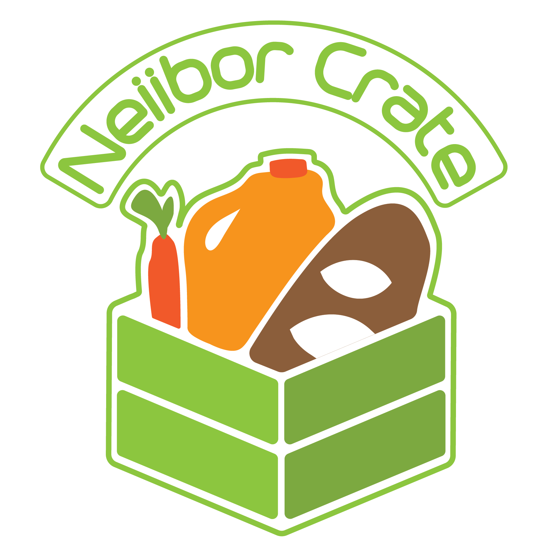 Neiibor Crate Home Page